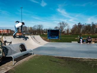 Vernieuwd skatepark over drie weken toegankelijk