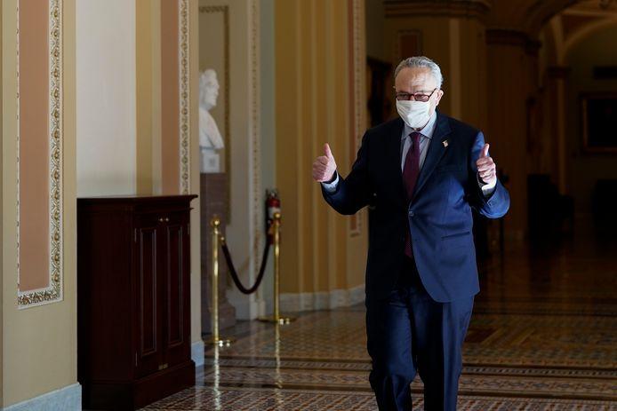 Senator Chuck Schumer.