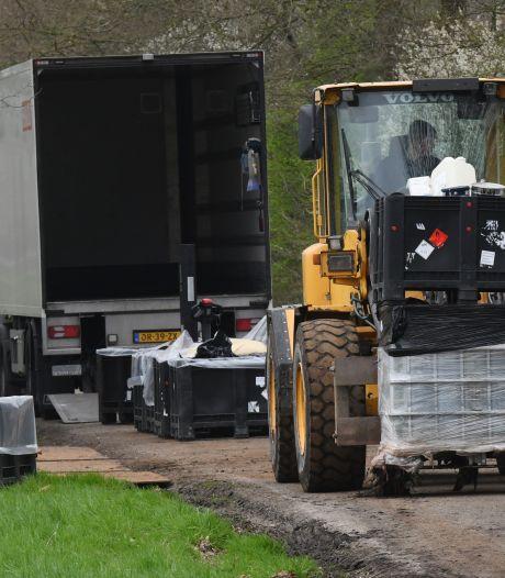 Gemeente wil rekening van 1 miljoen voor opruimen drugslab Overberg bij vervuiler neerleggen