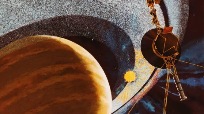 Befaamde ringen van Saturnus blijken minder oud dan gedacht