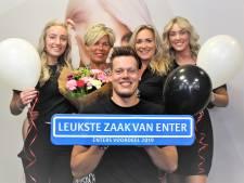 Kapsalon Haar & Zo leukste zaak van Enter