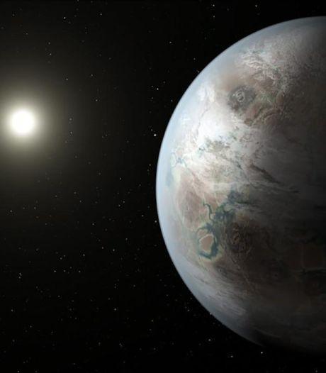'Een tweede Aarde op slechts 4,24 lichtjaar'