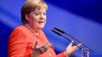 """Merkel roept Europa op tot gemeenschappelijke strategieën: """"De anderen liggen niet te slapen"""""""