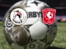 Sparta - FC Twente
