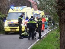 Fietsster gewond na val op hoofd in Harmelen