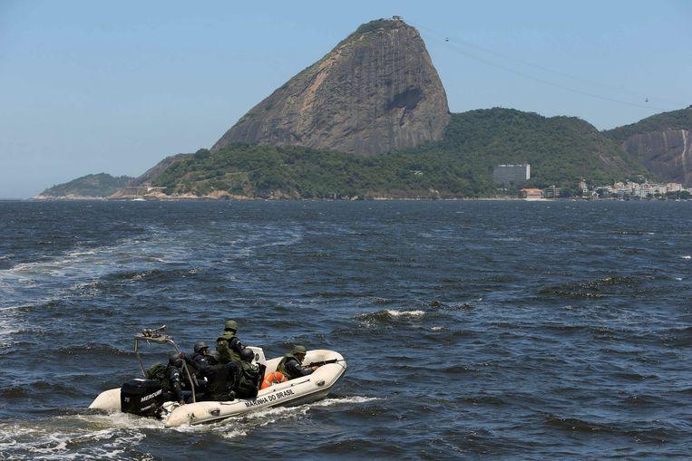 Baai van Guanabara Beeld epa