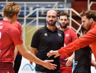 """Christof Van Goethem: """"Het Antwerp Volley Team moet voortaan zonder twijfels starten als voorbereiding op het bekerduel tegen Haasrode-Leuven"""""""