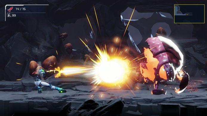 Wat ons betreft wint 'Metroid Dream' de E3-presentatie van Nintendo.
