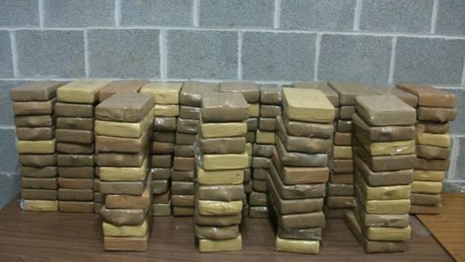 Belgische douane onderschept container met 170 kilo cocaïne