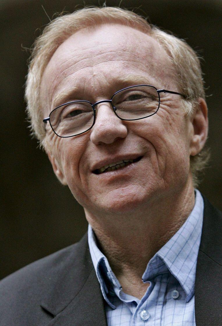Schrijver David Grossman zal te gast zijn on het Winternachten festival. Beeld EPA