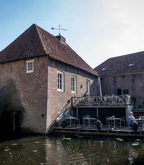 Bistro De Olliemölle uit Borculo heeft het beste terras van Gelderland