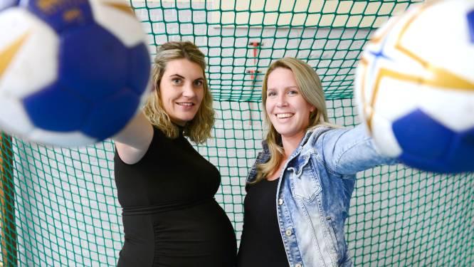 Babyboom bij Borhave: geen handbal? Dan maar tijd voor 'andere activiteiten' bij Bornse eredivisionist