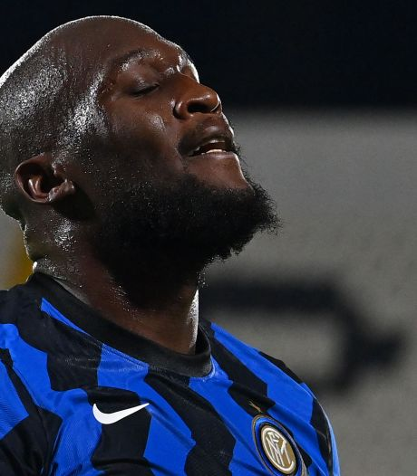 L'Inter et Lukaku ne profitent pas pleinement de la défaite de l'AC Milan