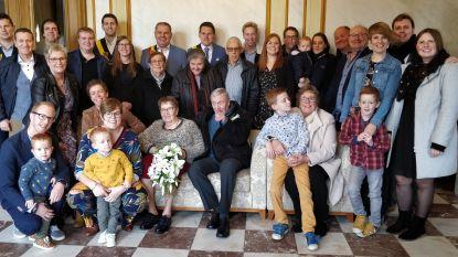 Diamanten familiegeluk in Berkstraat Ertvelde