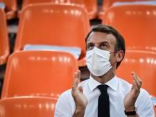 Emmanuel Macron est arrivé au Fort de Brégançon pour une pause estivale