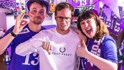 Maarten en Dorothee verrassen Vincent Fierens voor Purple Day