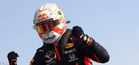 Verstappen wint bloedstollend spannende GP, Hamilton eindigt als tweede