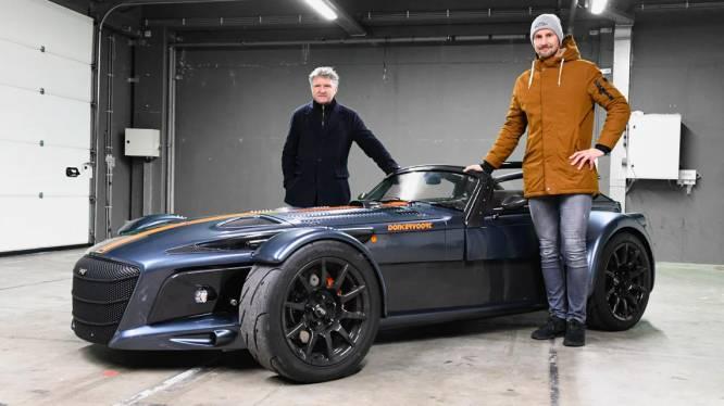 Tom Boonen racet niet alleen, hij verkoopt nu ook supersnelle bolides