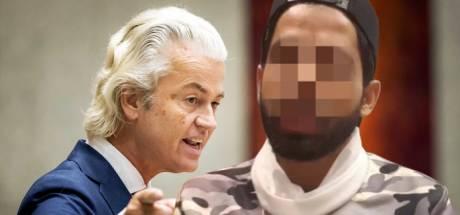 LIVE: 10 jaar cel voor Wildersbedreiger Junaid I.