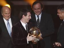 Messi evenaart Cruijff, Van Basten en Platini