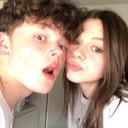 Tristan Stienlet en vriendin Tiani