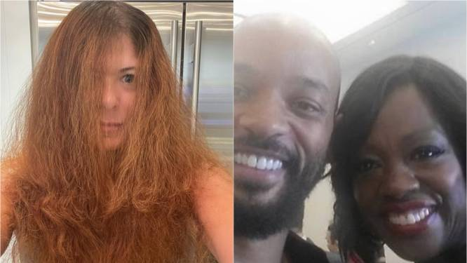 CELEBS 24/7. Debra Messing heeft een bad hair day en Will Smith blaast 53 kaarsjes uit