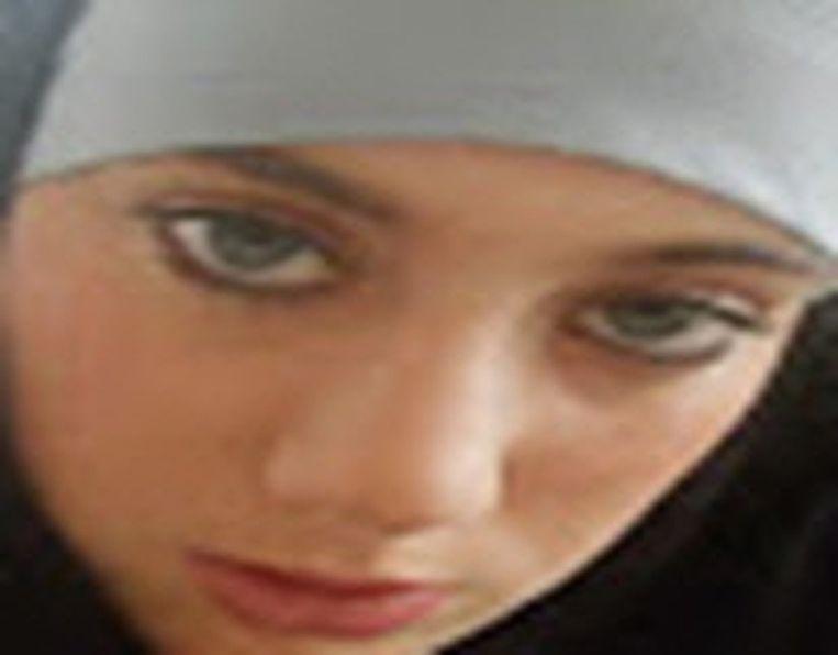 De Britse bekeerlinge Samantha Lewthwaite, alias 'de witte weduwe'. Beeld AP
