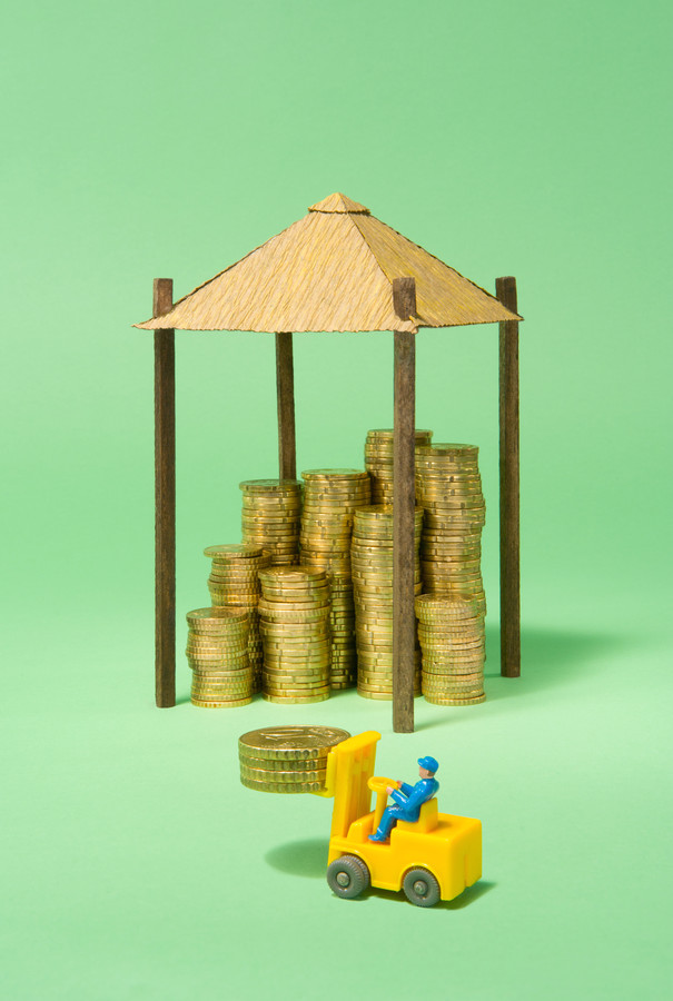 Geld opzij zetten voor de oude dag kan nooit kwaad