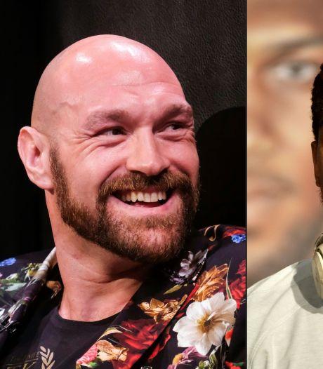 Tyson Fury belooft agressieve aanpak in gevecht tegen Anthony Joshua