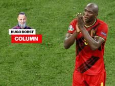 Column Hugo Borst | Romelu Lukaku maakte geen loos gebaartje, het was echt