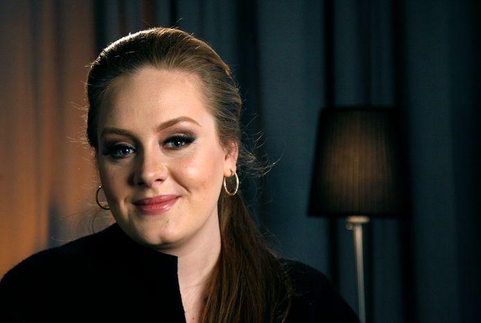 Adele in 2011.