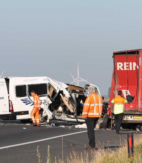 ANWB bevestigt: veel meer ongelukken op snelwegen in eerste halfjaar van 2018