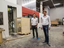 Microlab: werkplek in laatste Philipsbolwerk in Eindhoven