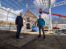Oude woonboerderij komt midden in tuincentrum in Emmeloord: 'Slopen erg zonde'