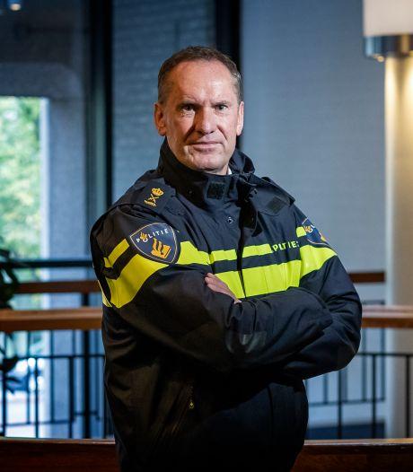 Barendrechter (67) bedreigt Haagse politiechef: 'Het wordt een slachting'