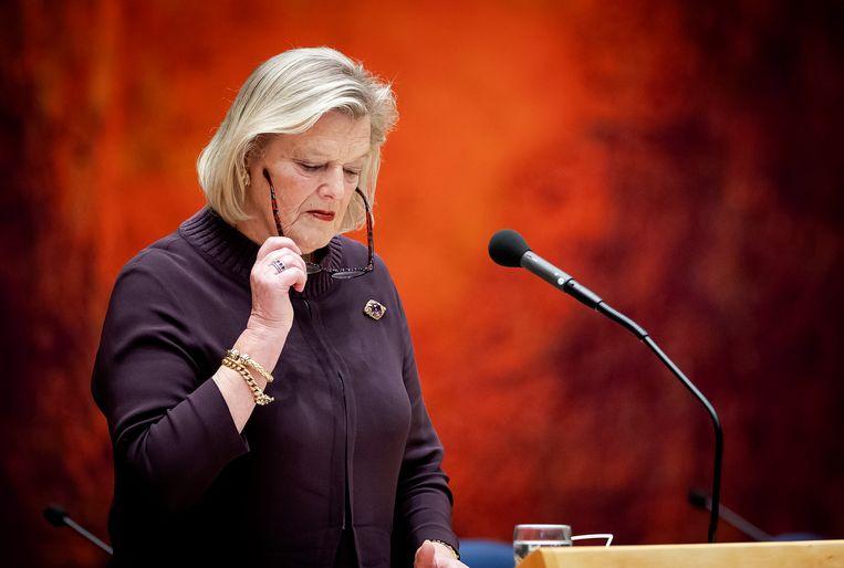 Staatssecretaris Ankie Broekers-Knol. Beeld ANP