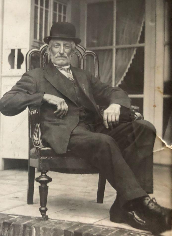 Henri Decock, bezieler van brouwerij Decock.