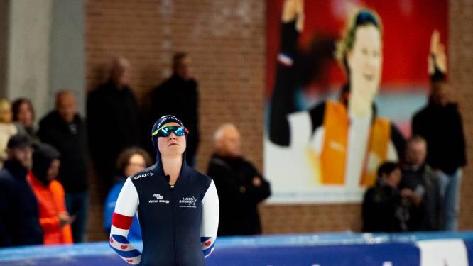 Lotte doet weer van zich spreken in een olympisch jaar,  met winst op de IJsselcup in Deventer