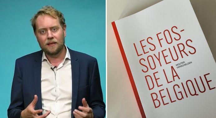Wouter Verschelden dresse un portrait peu reluisant de la politique belge.