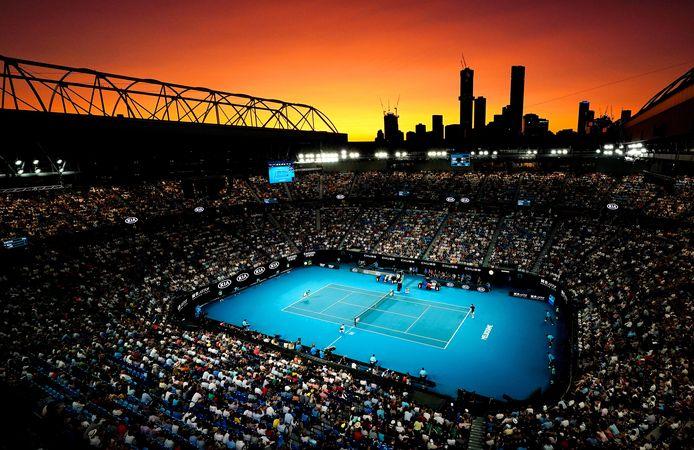 De Australian Open in Melbourne begint op maandag 8 februari.