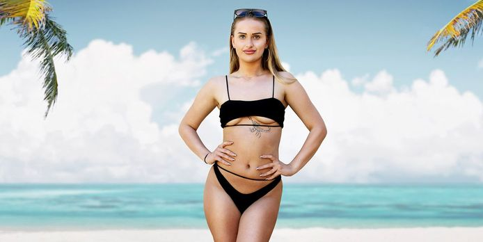 Imke uit 'Ex on the Beach: Double Dutch'.