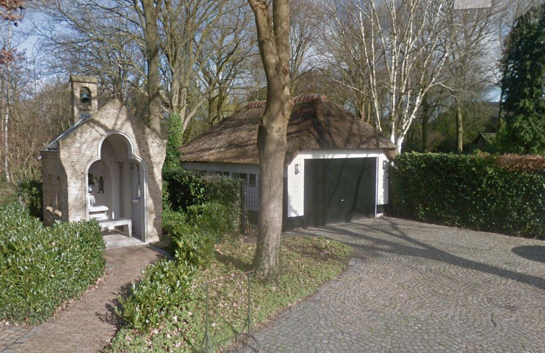 De Mariakapel aan het Kraanven in Loon op Zand is opgenomen in 'Voor de gek!'