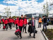 FOTOSERIE | Het ongekende promotiesprookje van Go Ahead Eagles in 18 foto's