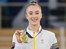 Nina Derwael est championne olympique aux barres asymétriques, première médaille d'or pour la Belgique