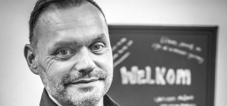 Robert Rutjes start na zijn vechtscheiding het superhelden-café: 'Destijds miste ik een klankbord'
