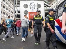 Politie mag preventief fouilleren voorafgaand aan Ajax-Borussia Dortmund