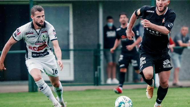"""Bert Dhont (Sparta Petegem) onder de indruk van SK Deinze: """"Deze club leunt dicht tegen eerste klasse aan"""""""