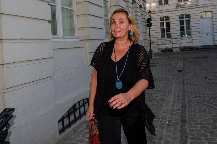 Liesbeth Homans Beeld Photo News