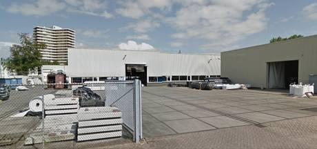 Nieuw bedrijvengebouw op Nudepark in Wageningen