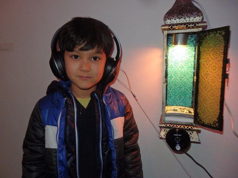 Mohammed Yusef Jafari (7): 'Nee hoor, ik hoorde muziek' Beeld Schuim